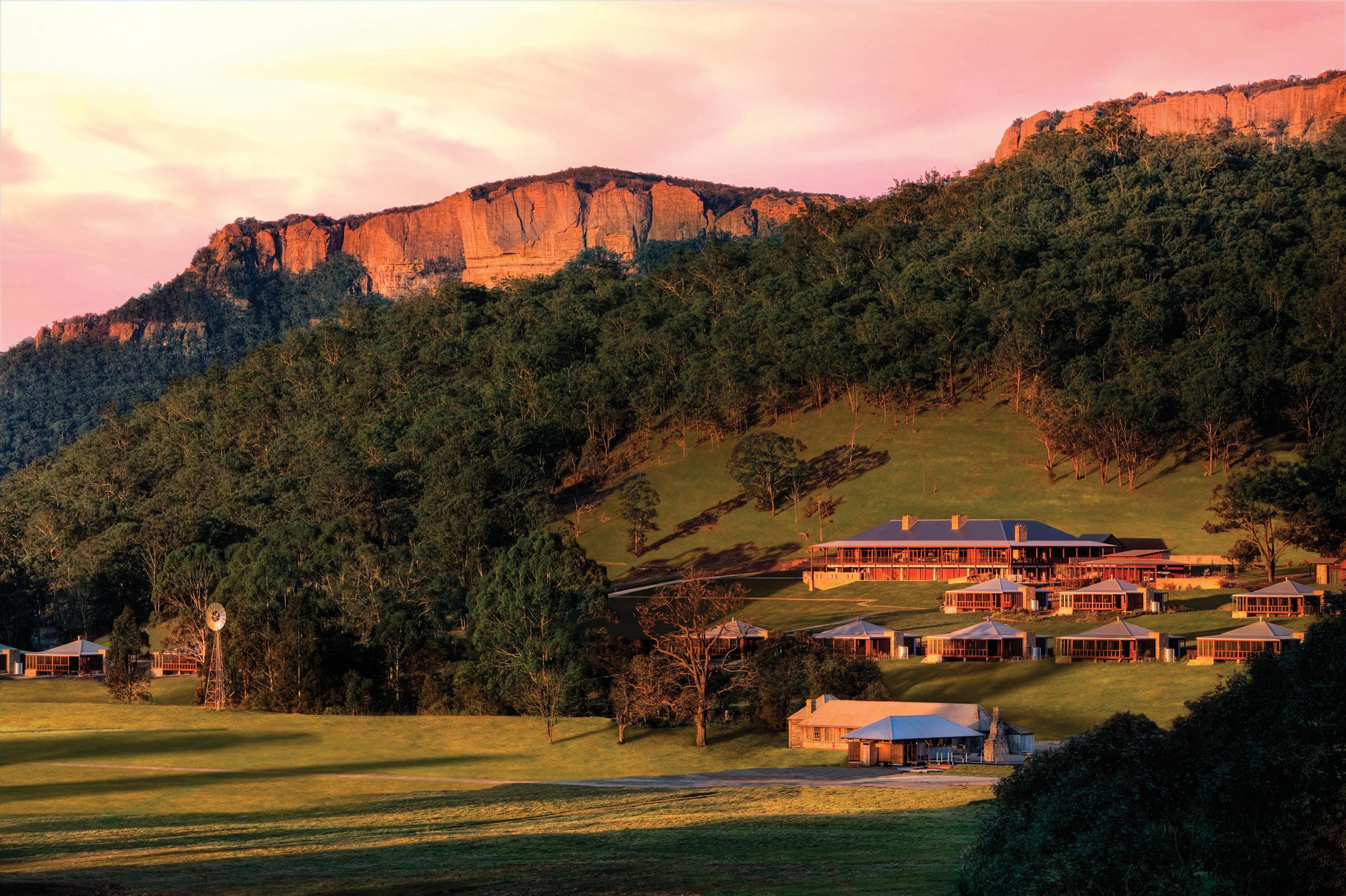 Emirates Wolgan Valley