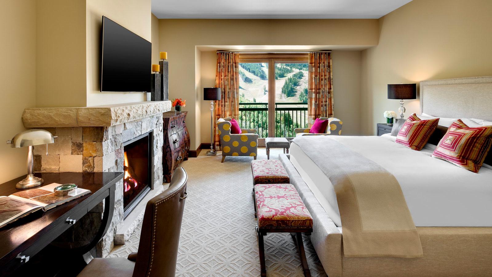 USA-Utah-Deer Valley-St. Regis Presidential Bedroom.jpg