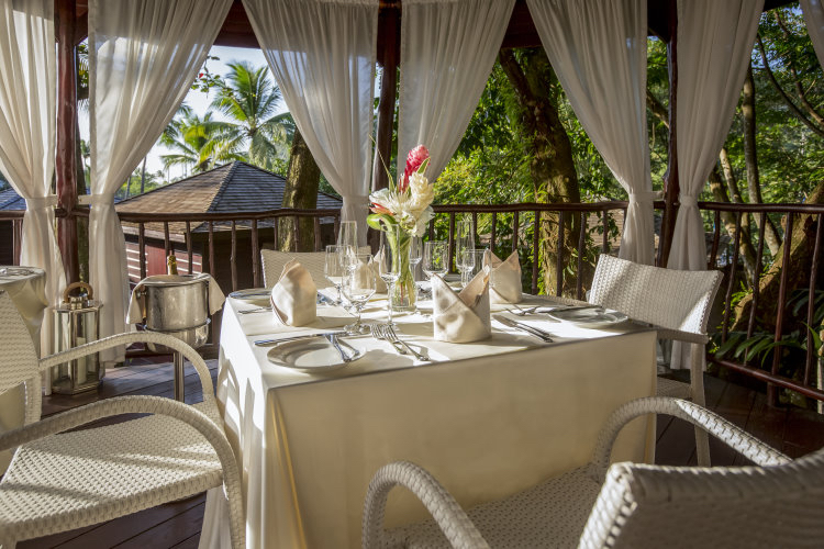 Capella Marigot Bay Treehouse dinner.jpg