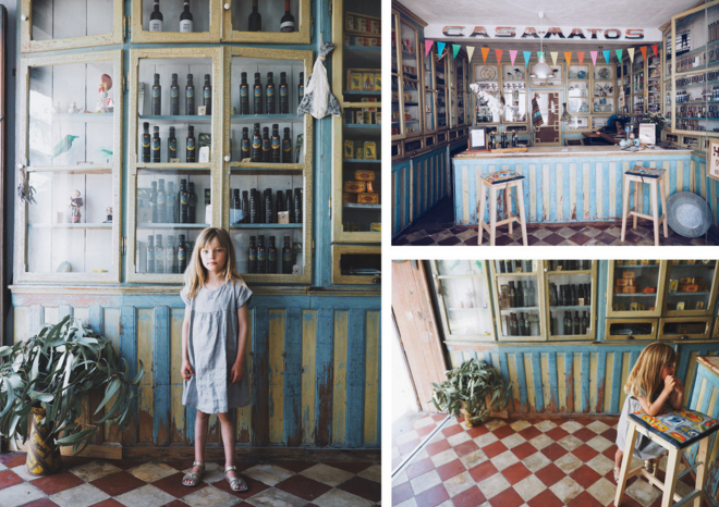 Family travels in the East Algarve, Portugal