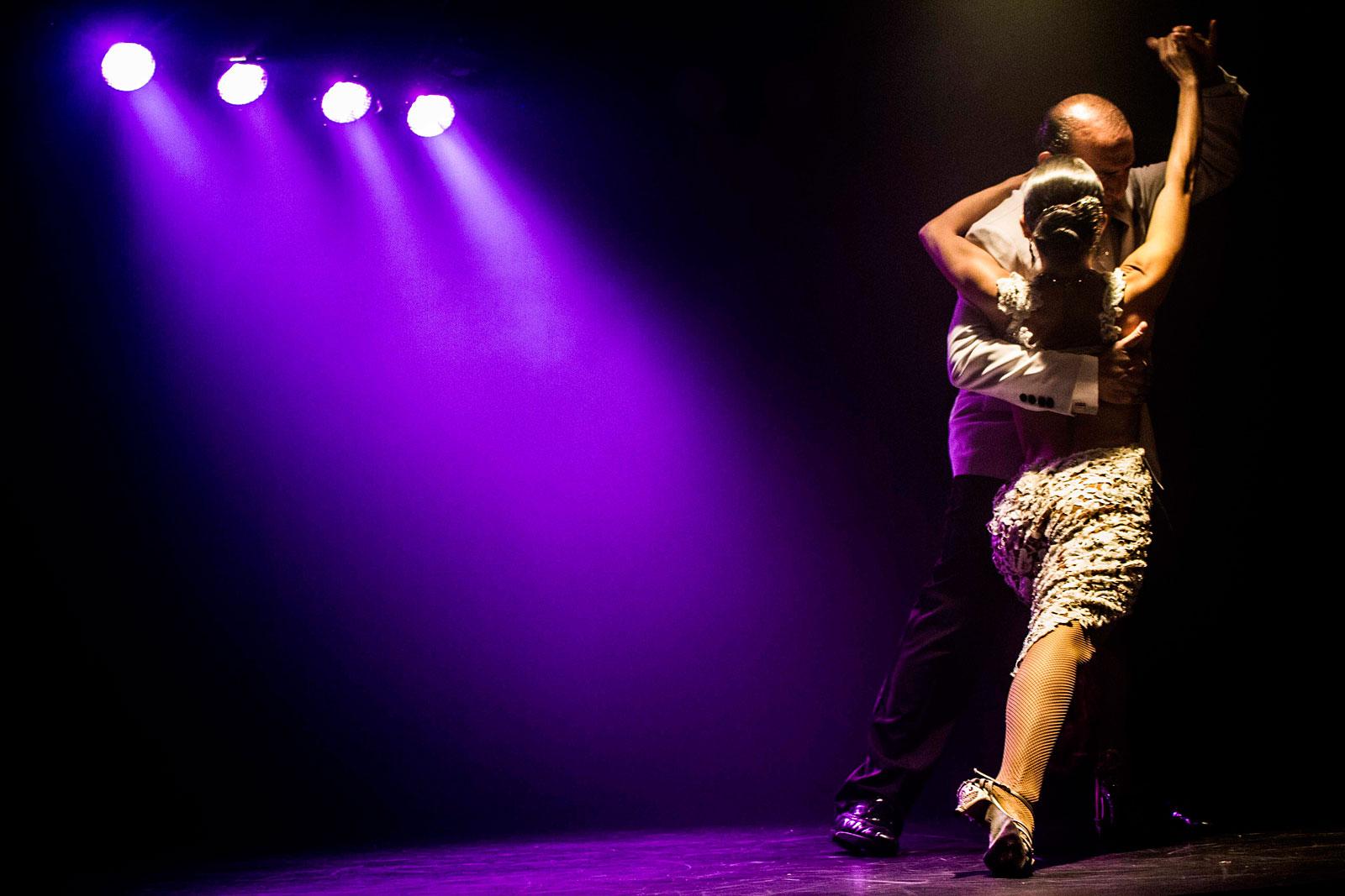 Rojo Tango at the Faena