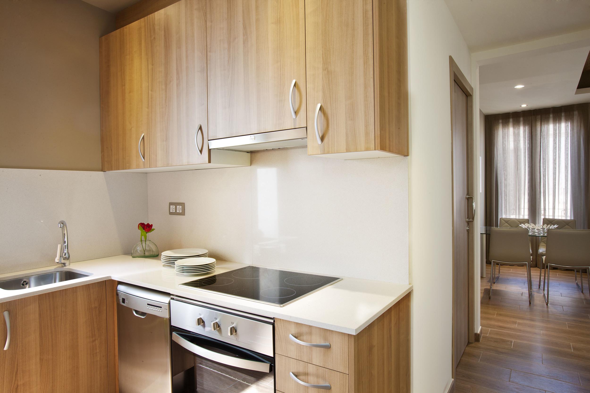 BCN APT MILA Deluxe Kitchen.JPG