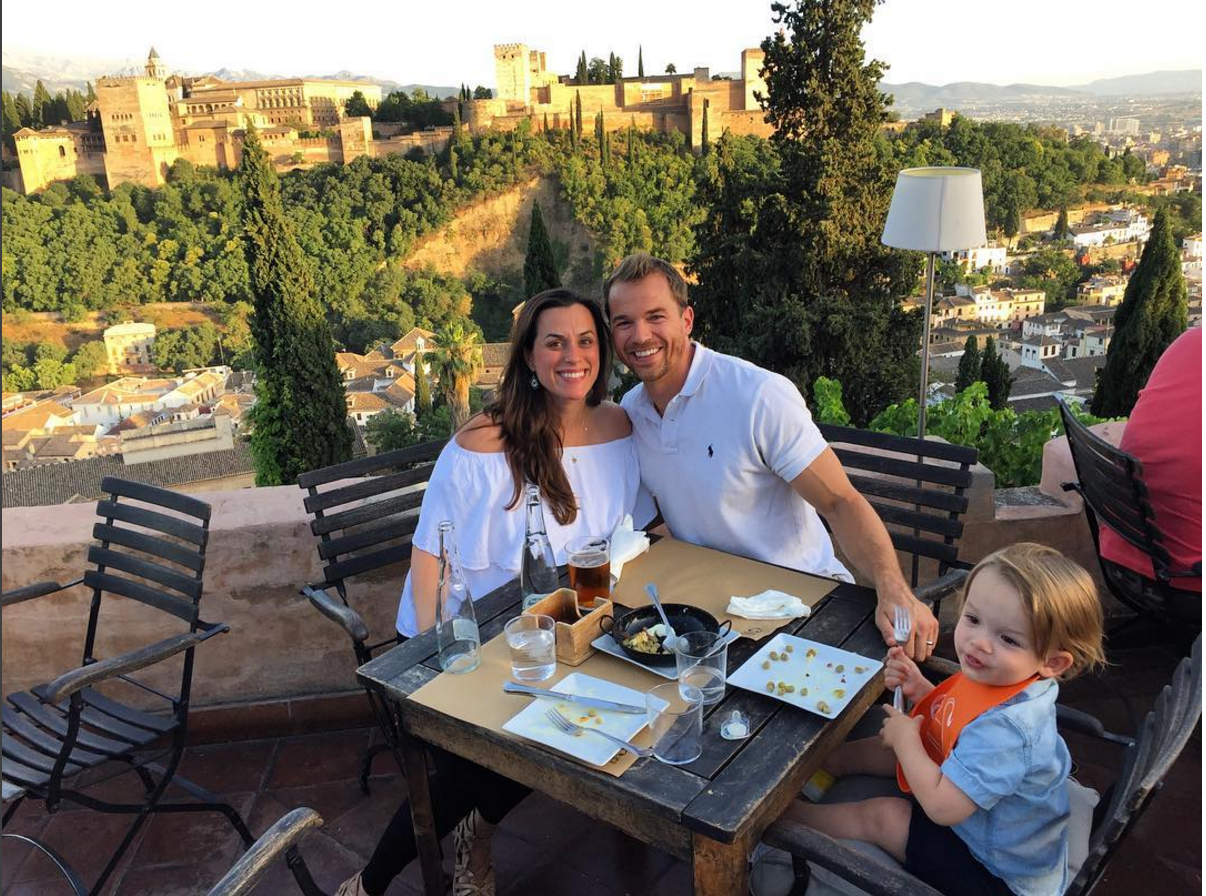 We love @chrisryanfitness's beautiful photo of his family as he cheekily celebrated July 4th in Spain! We love a scroll through instagram as a break from work so remember to share your travels with us using the hashtag #getpassported!