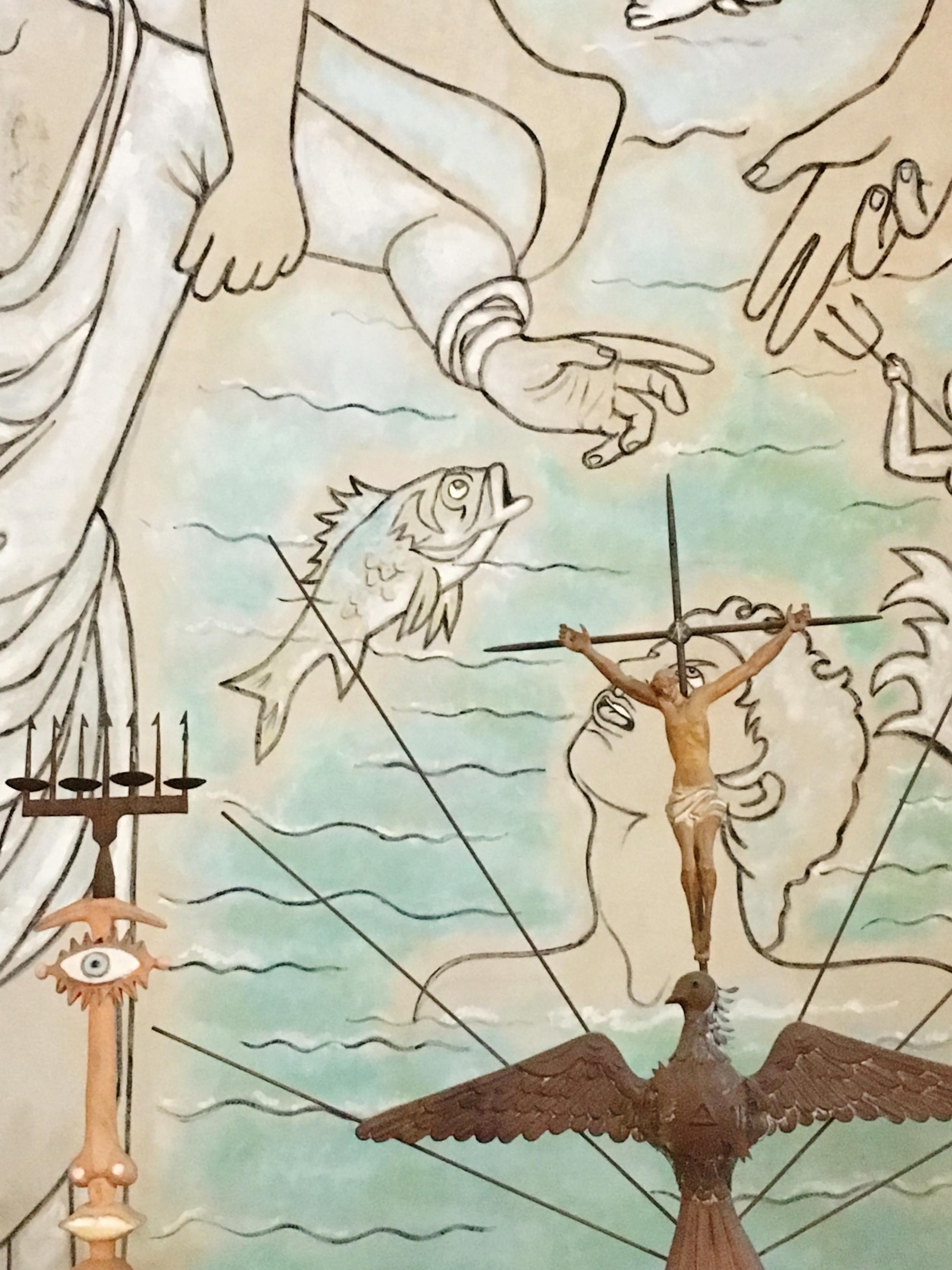 Artwork of Jean Cocteau