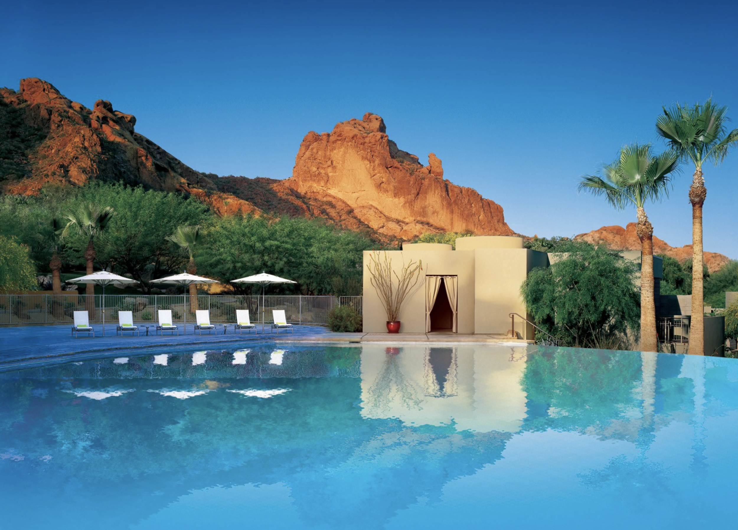 Image courtesy Sanctuary Camelback Mountain Resort and Spa