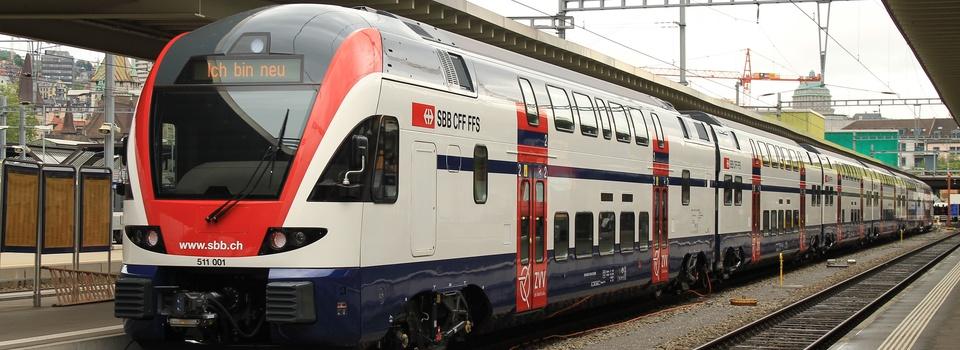 Trains in Zurich: http://www.sbb.ch/en/home.html