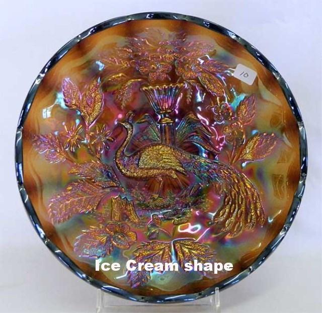 Icecream Shape bowl (IC)