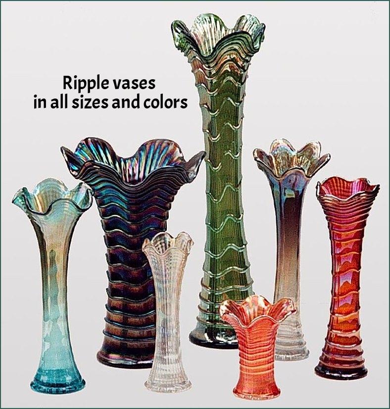 Ripple Vases