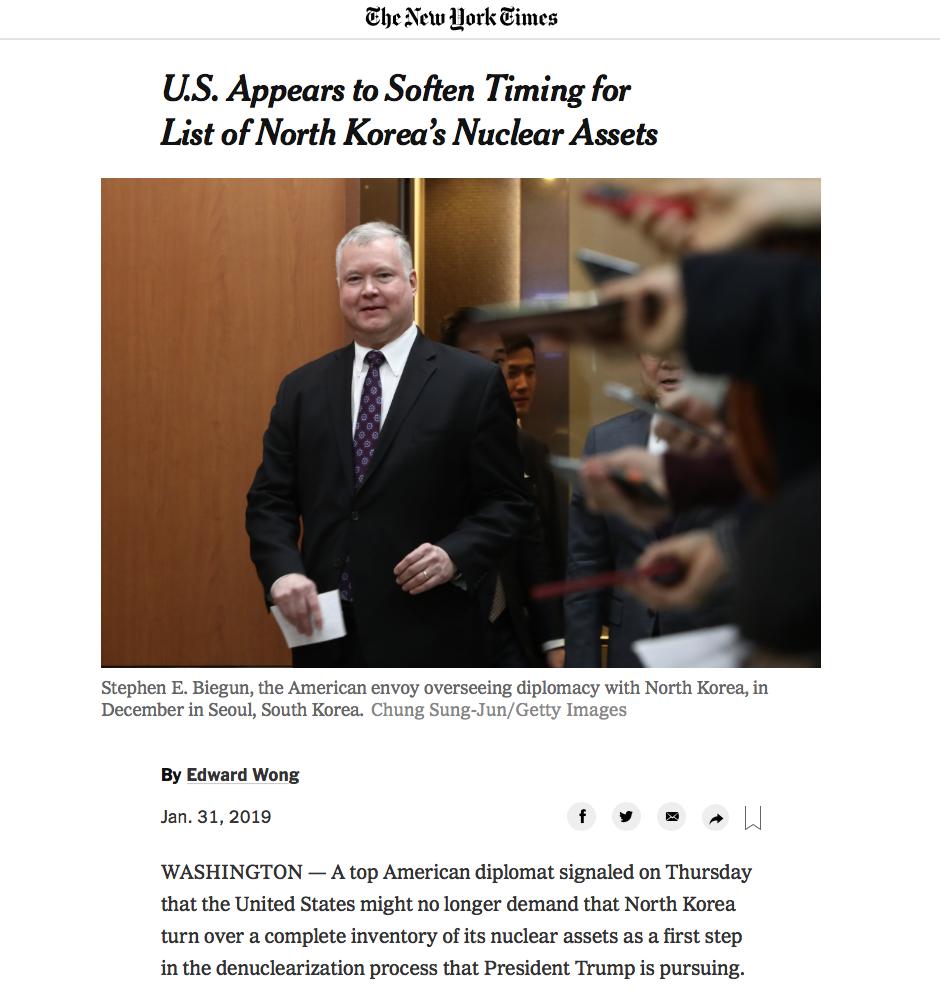 NYT Jan 31