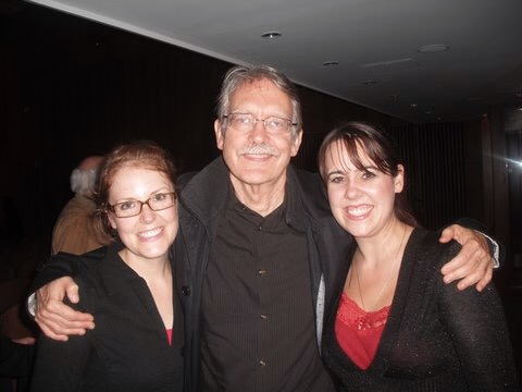Me, John Harbison, Gabby Diaz