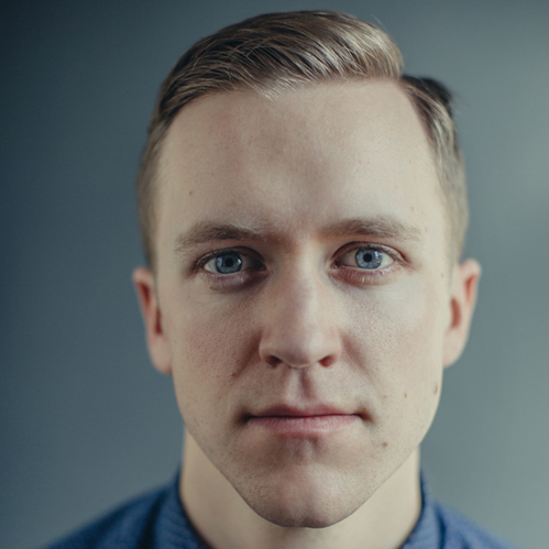 Andy Clausen photo by Sasha Arutyunova