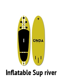 Inflatable Sup river