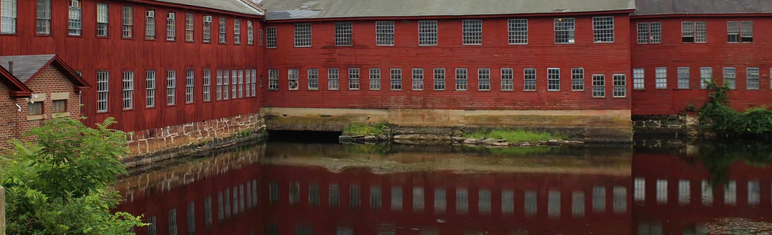 Factory on the Farmington