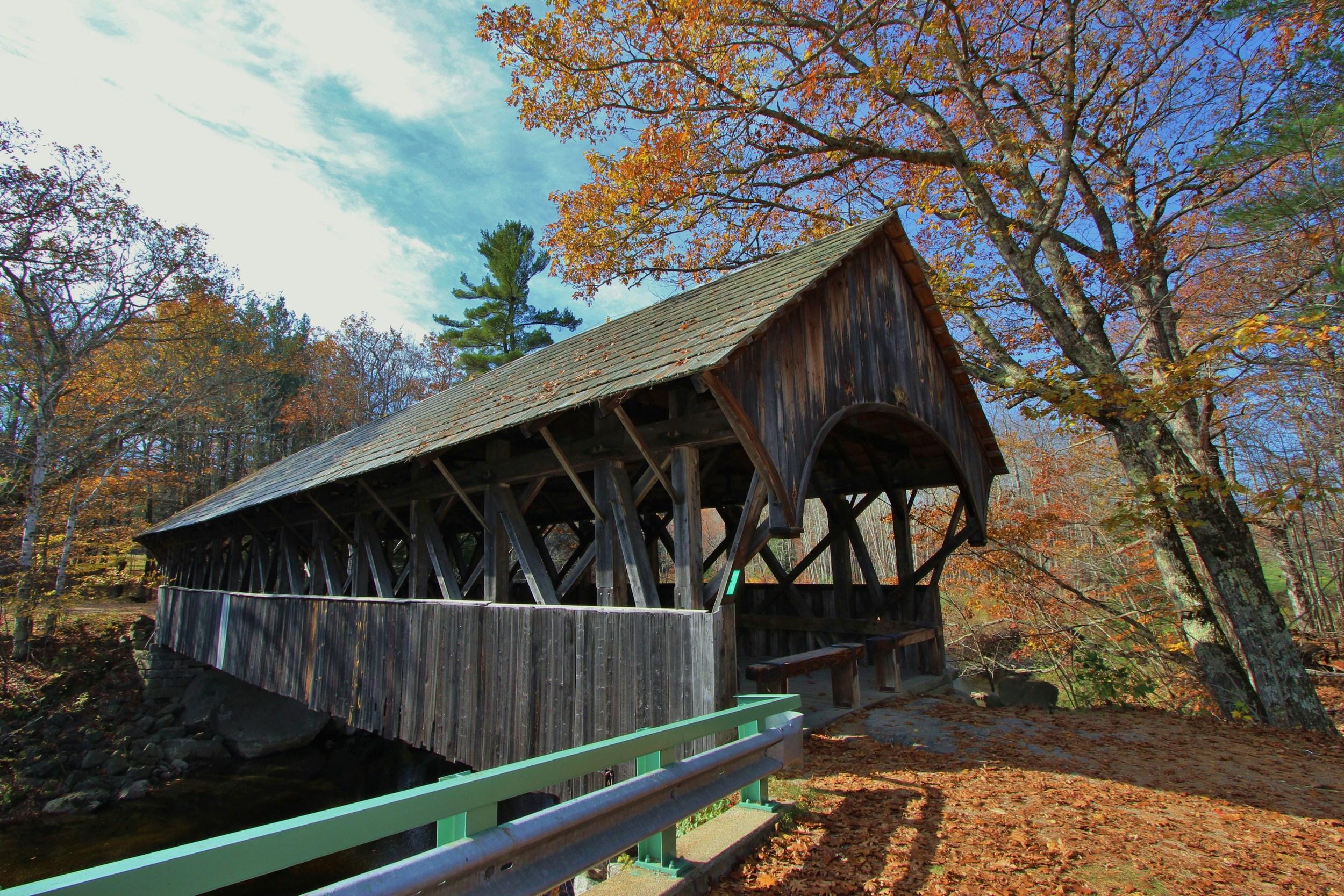 Covered Bridge Redux