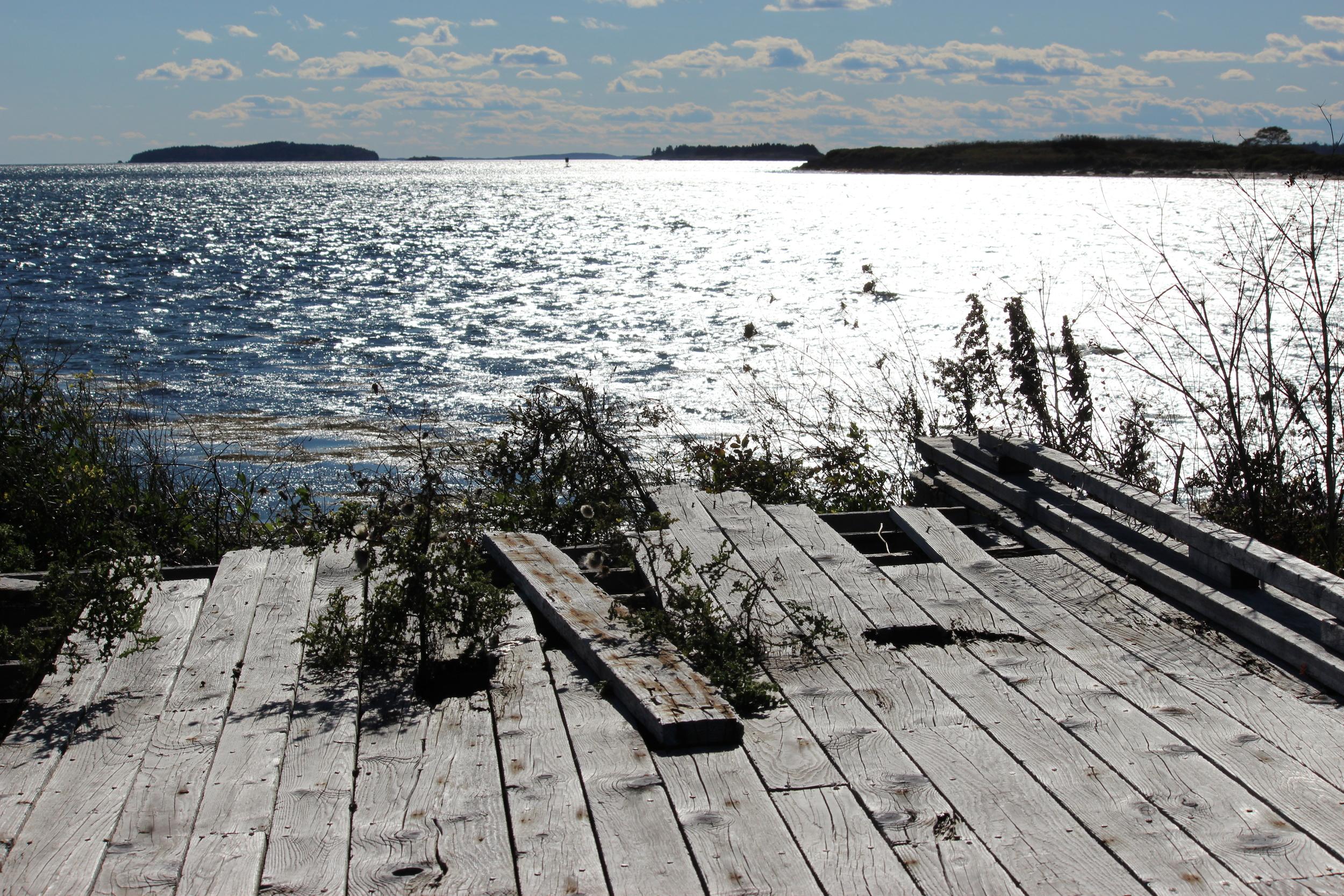 Dilapidated Dock