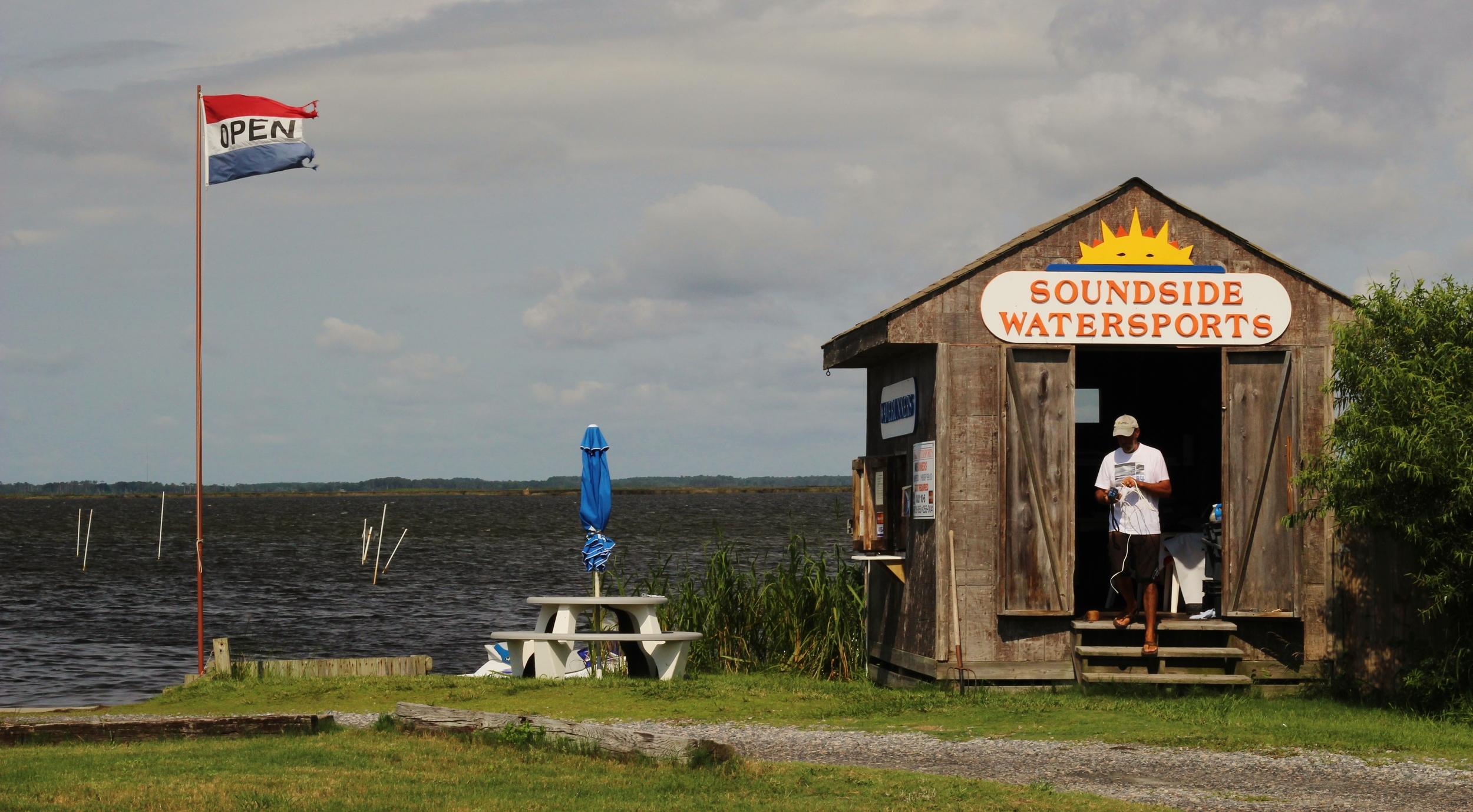 Watersport Hut
