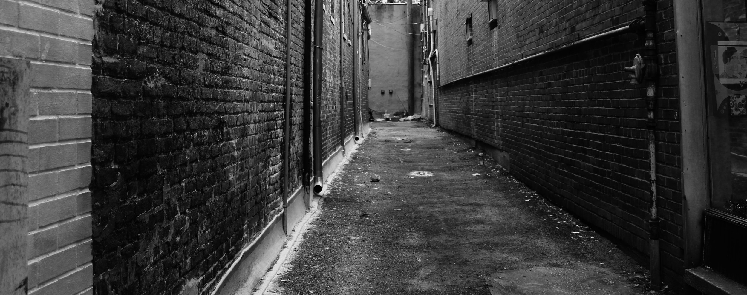 Alley to Nowhere