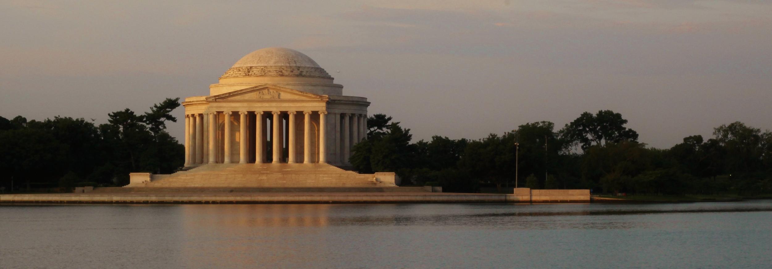 Jefferson at Dawn