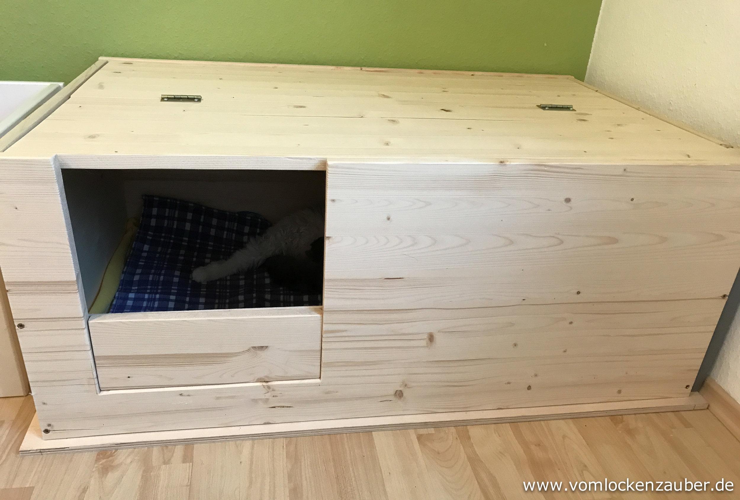 Neue Wurfbox