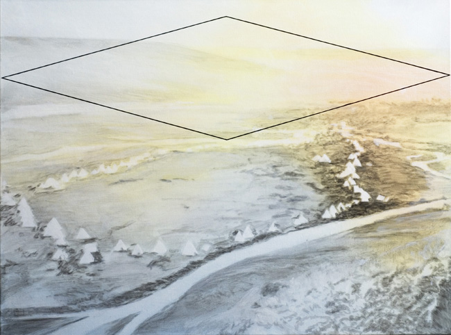 Nez Perce (Sketch for Halo)