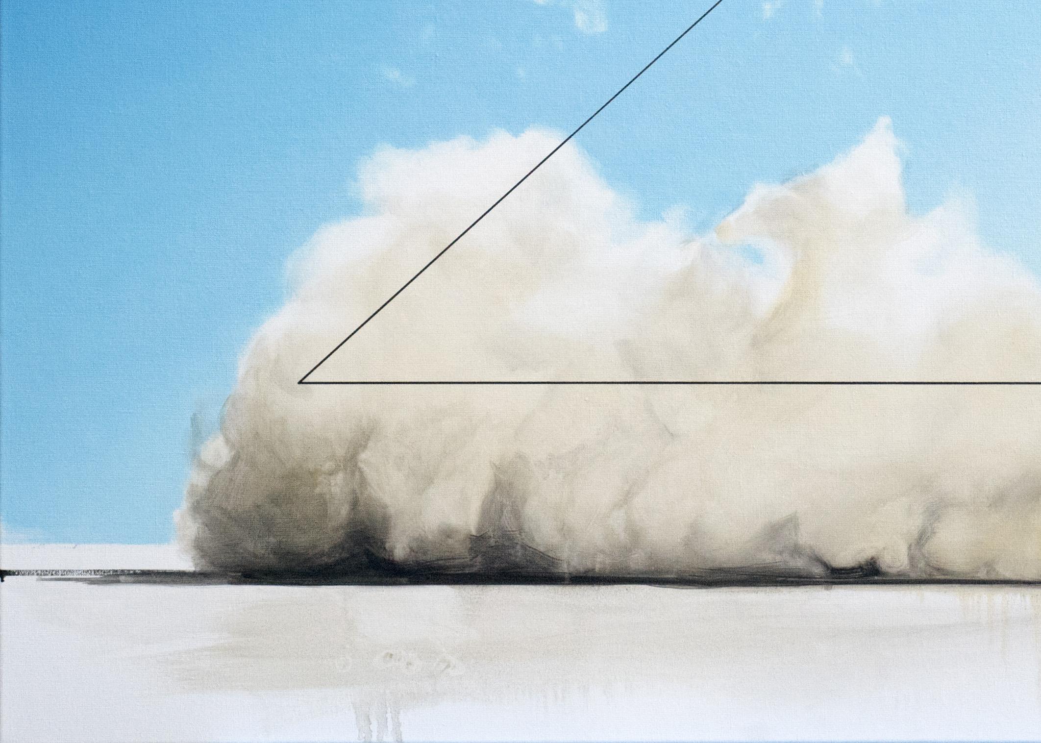 Dust Kick (Detail of Left Panel)