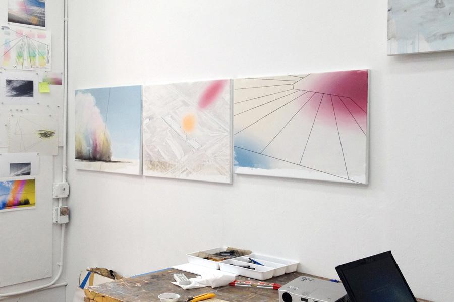 Grit, studio photo