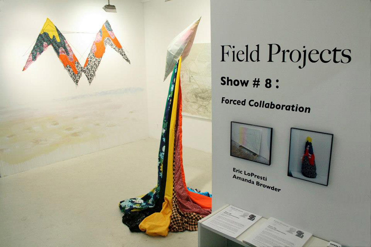 Forced Collaboration with Amanda Browder