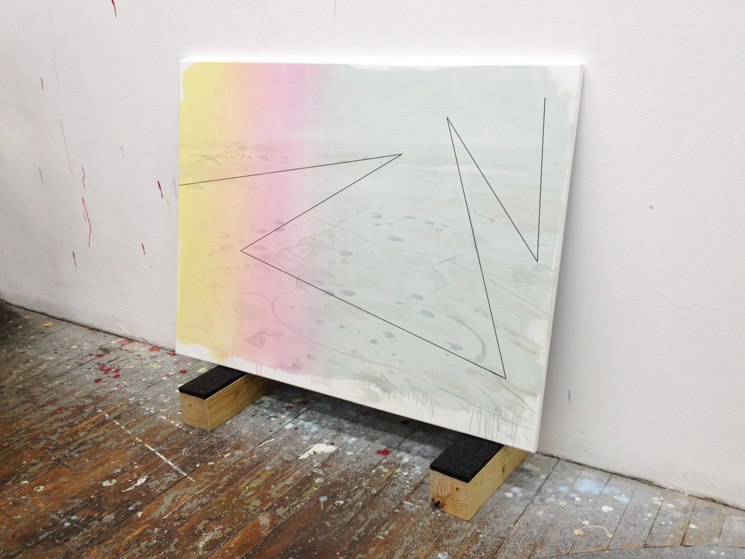 Painting for Forced Collaboration