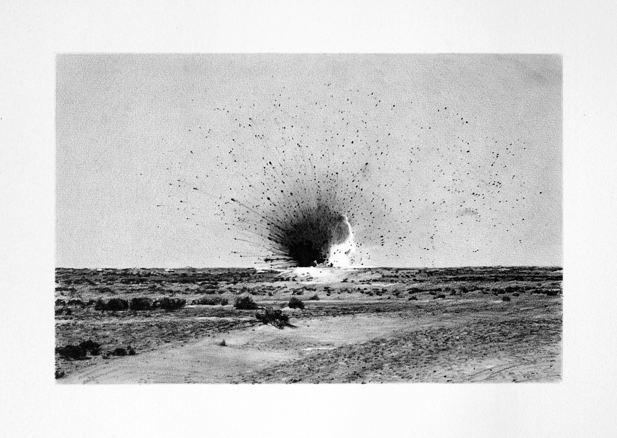 Explosion Drawing