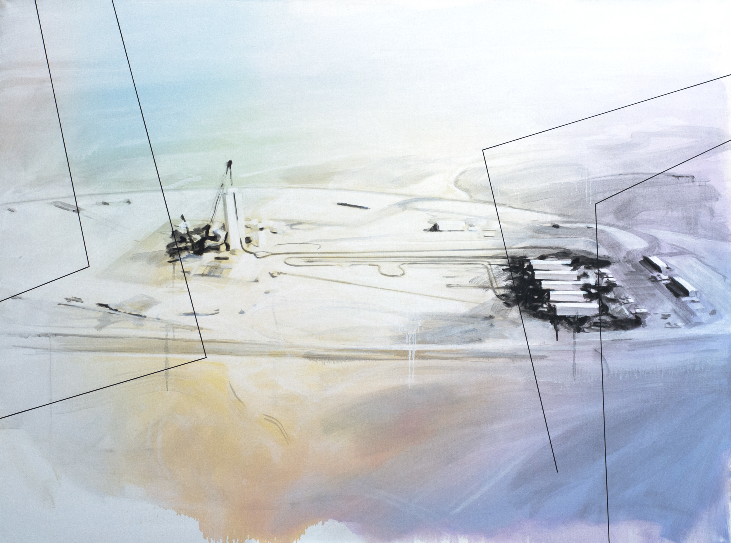 Instrumentation Tower (Underground Test, Nevada Proving Grounds)
