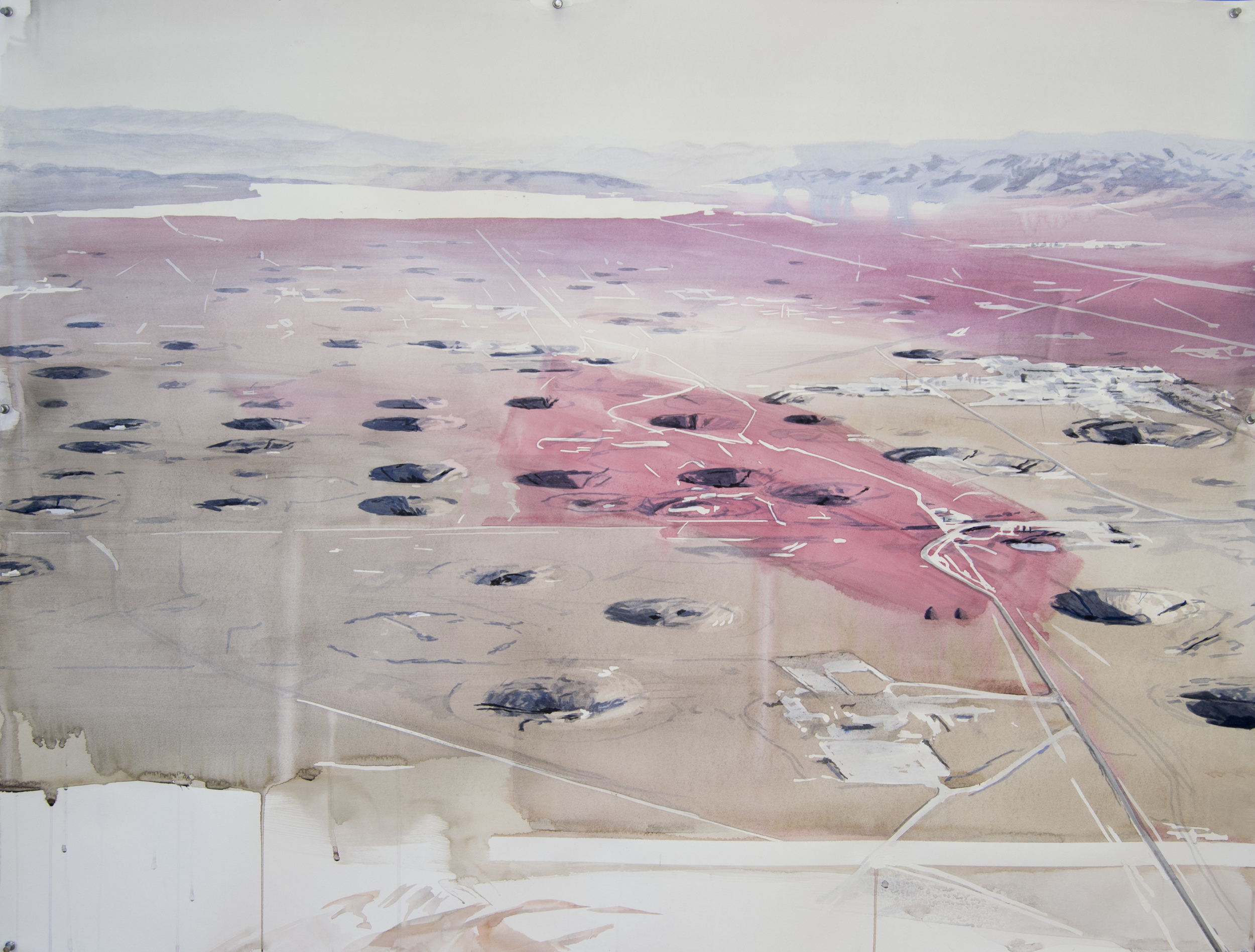 Blood Red Nevada Test Site