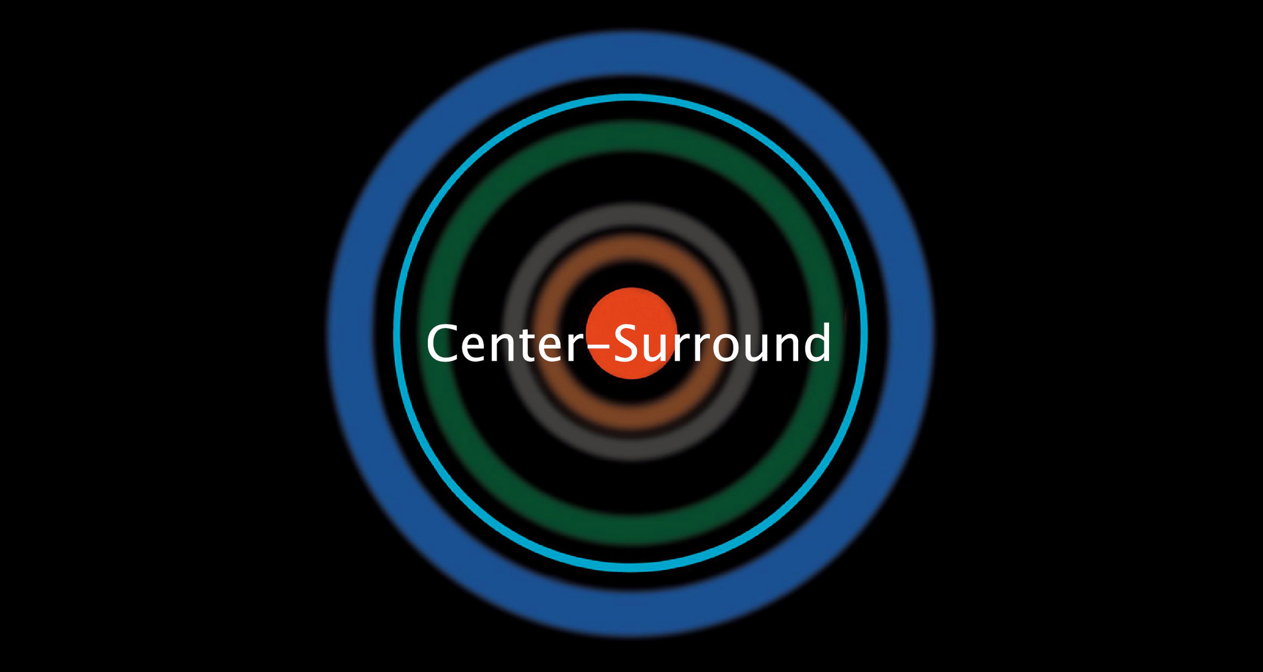 Center-Surround