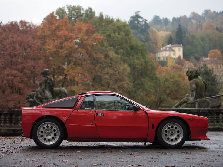 The 1982 Lancia 037 Stradale — 95 Customs Rally Car Wiring Diagram on