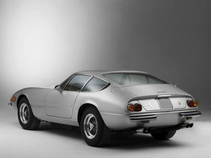 The Ferrari Daytona Coupe