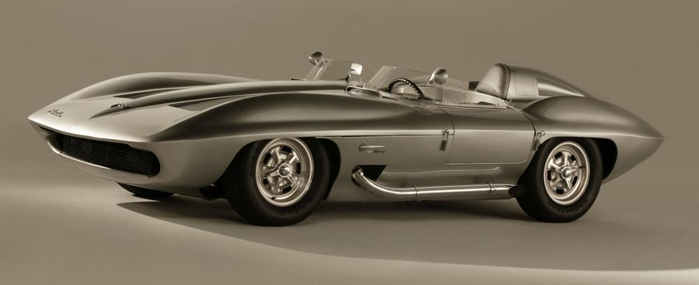 The 1959 Corvette Stingray Concept