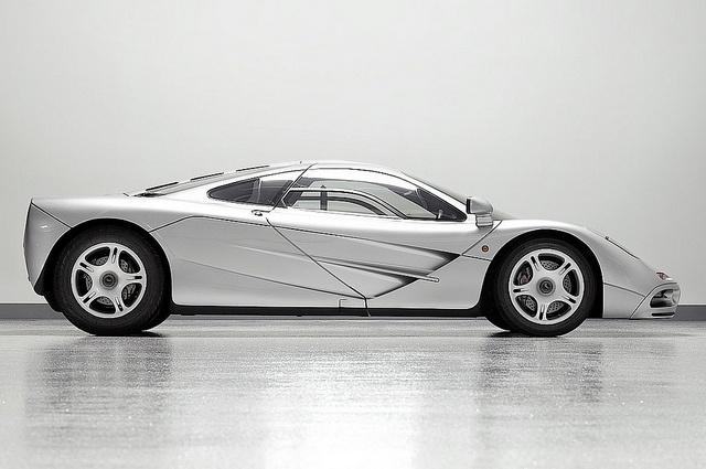 The classic McLaren F1