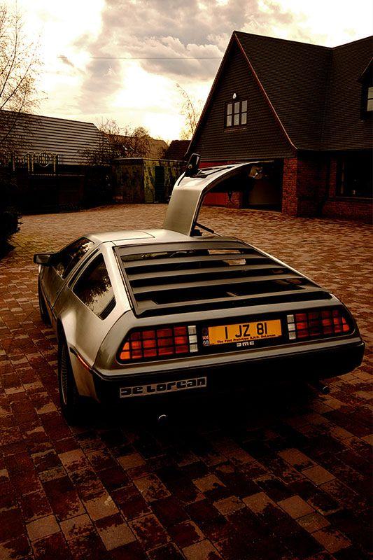 The DeLorean DMC12
