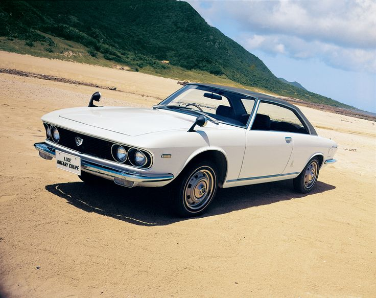 The Mazda Luce