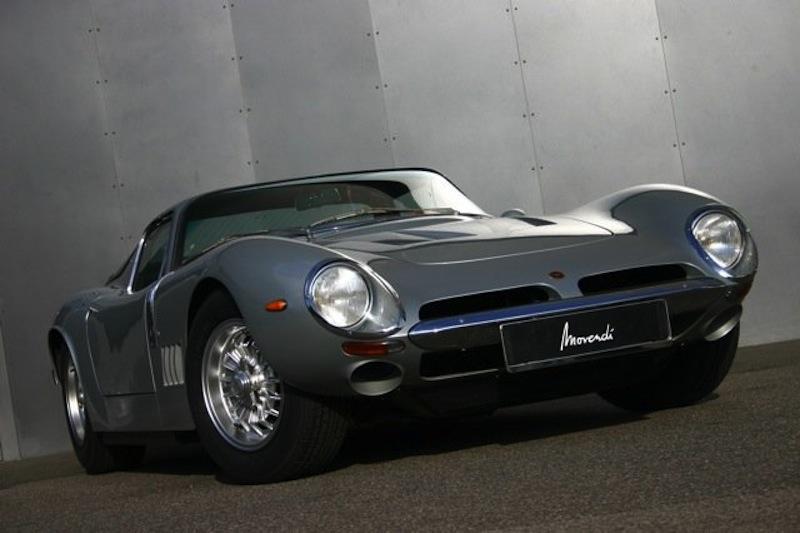 The Bizzarrini 3500 GT