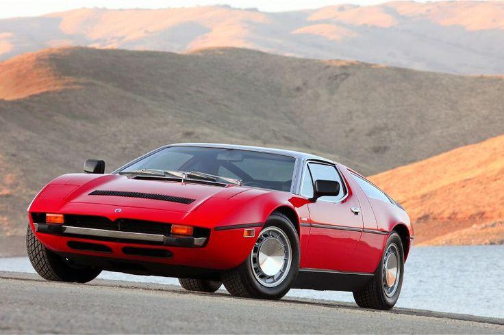 The Maserati Bora