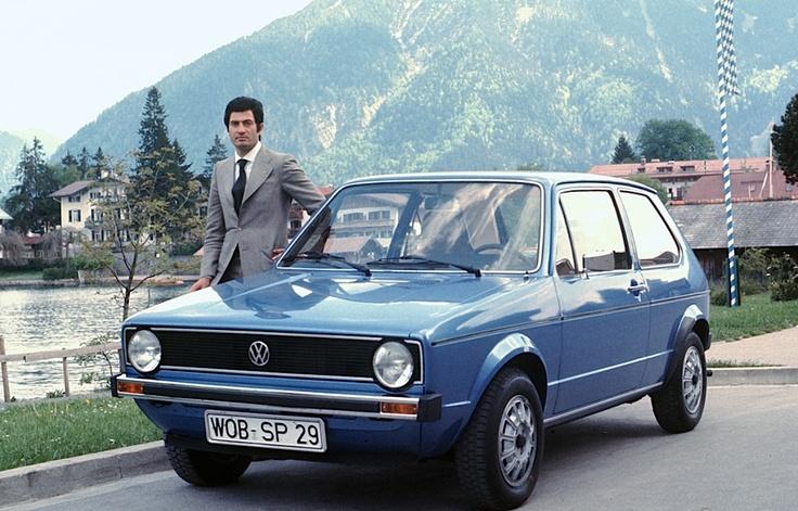 Giugiaro and the Mk1 Golf