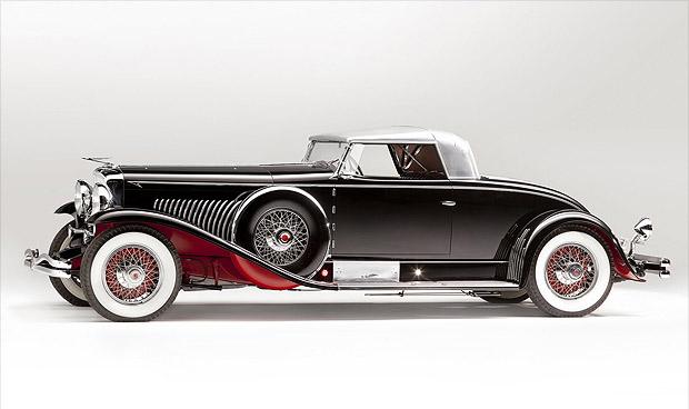 The Duesenberg Model J Coupe