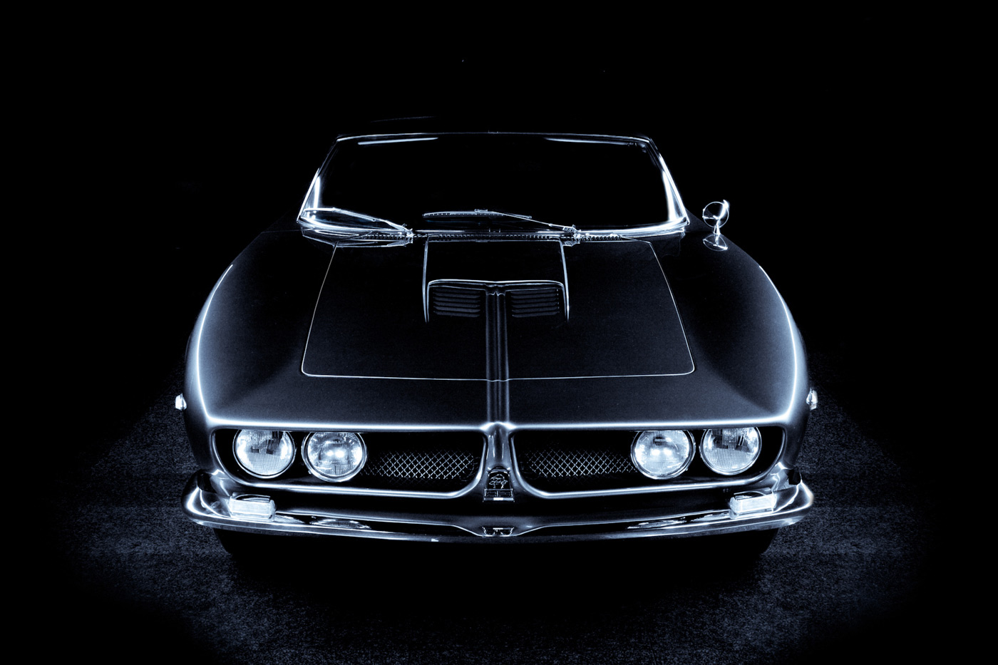 The Iso Grifo A3L