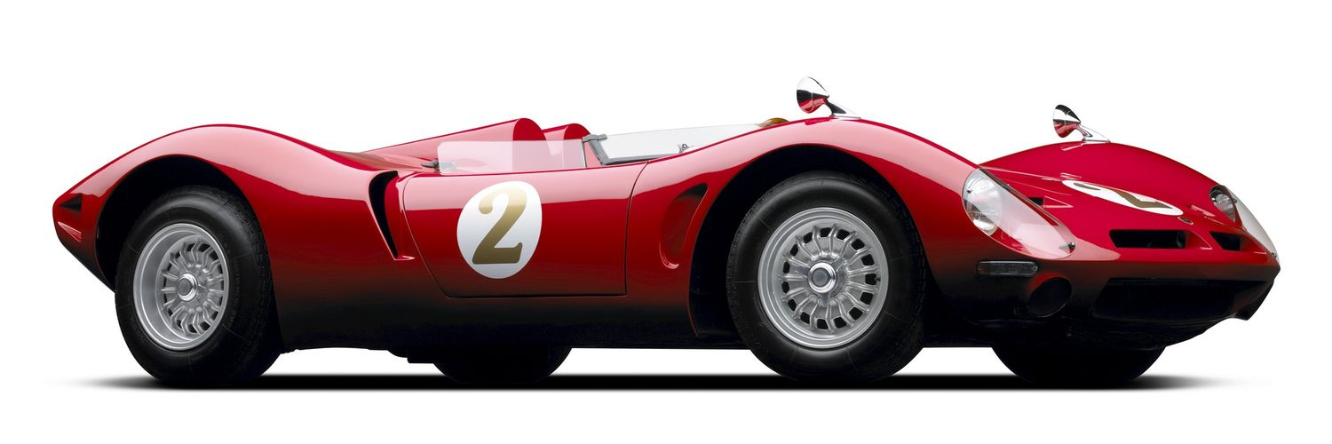 The Bizzarrini P538S
