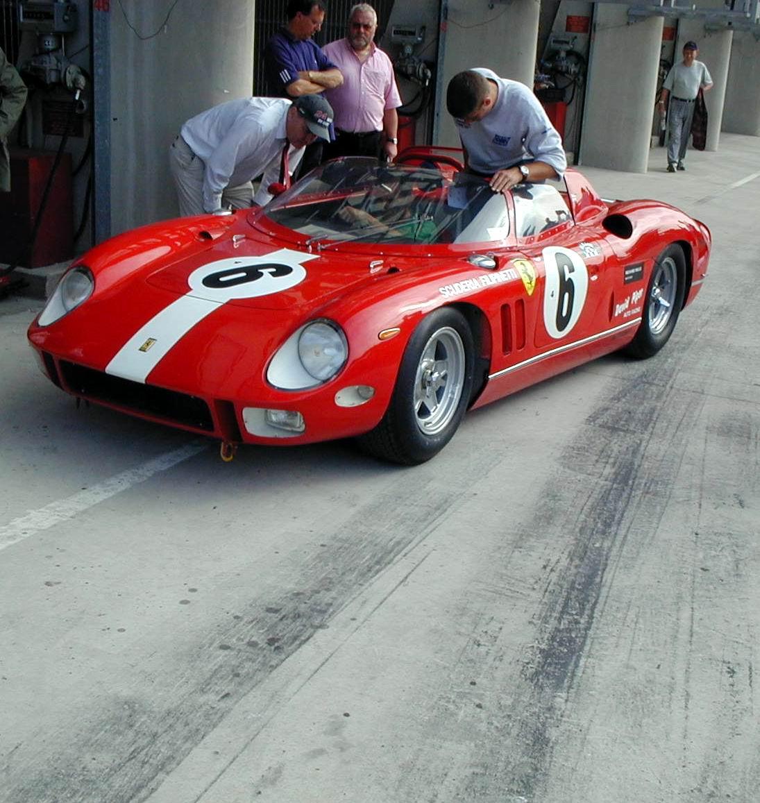 The 1965 Ferrari 330 P2