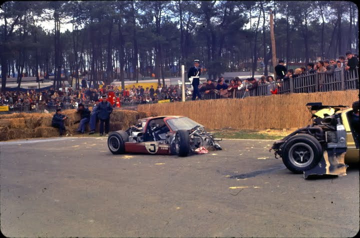 The Andretti / Bianchi car