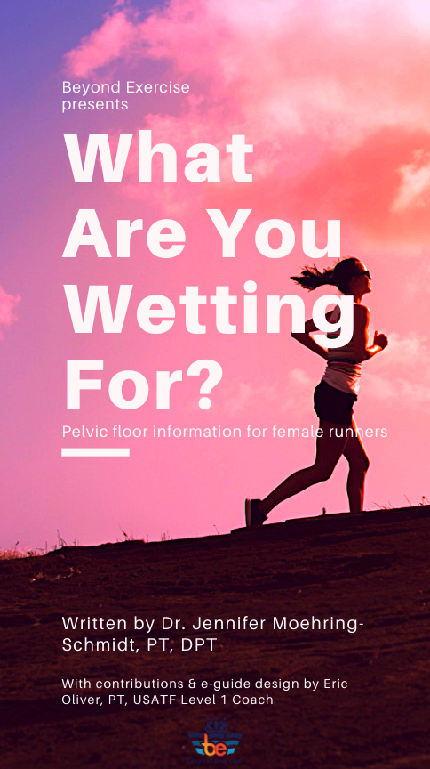 FREE Postpartum, Running, Nutrition E-guides — Beyond Exercise   Health and  Fitness Center