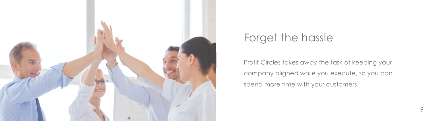 Profit Circles - Intro Card Brochure 09 - Forget the hassle.png