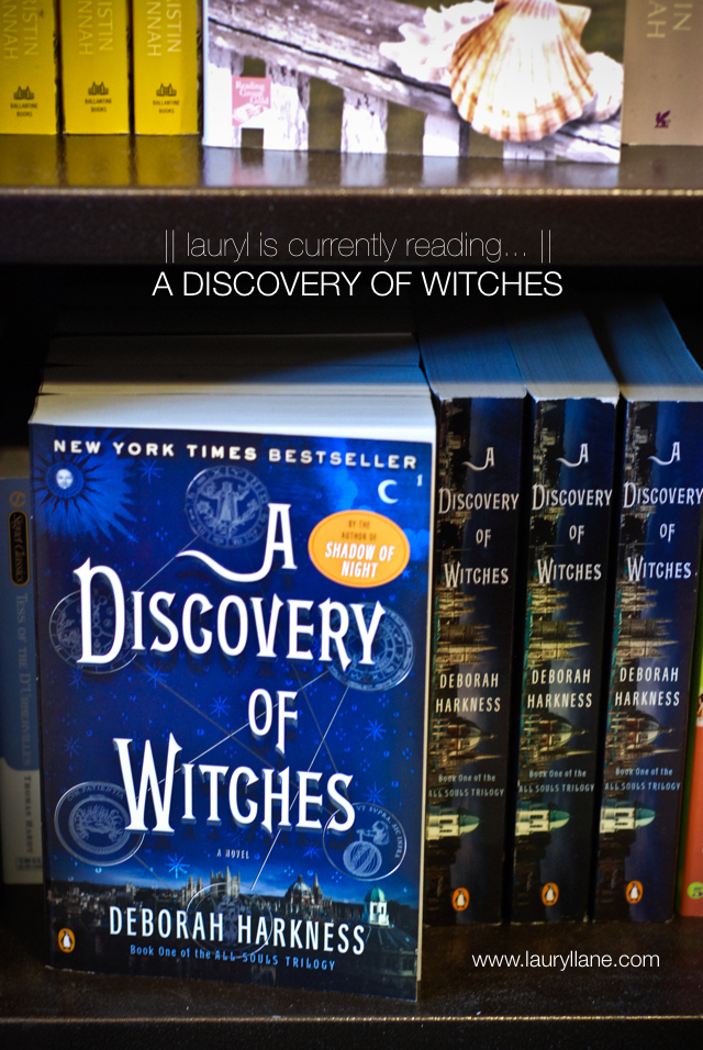 LaurylLane-DiscoveryofWitches