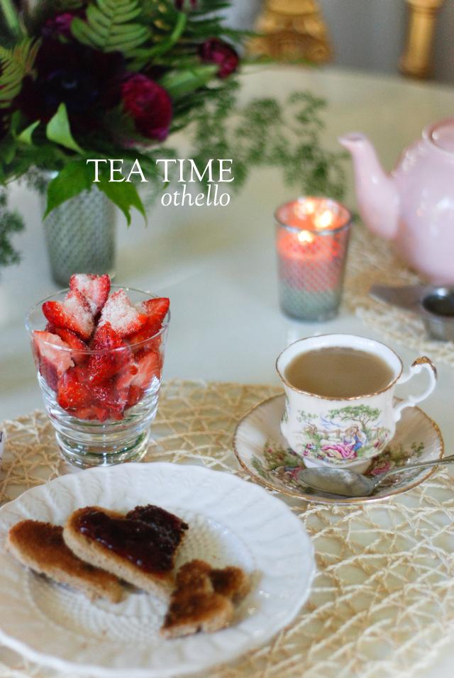 Tea Time | Laduree Othello Tea — Lauryl Lane